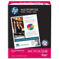 Hewlett Packard Multipurpose Paper - Quantity of 10 - PT -  112000