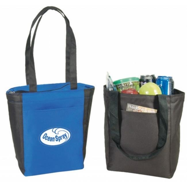 DDI 1923250 Cooler Tote Bag, Black