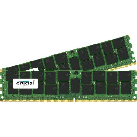 Crucial 32GB (2x16GB) DDR4 SDRAM 2133 MHz 1.2V ECC Registered 288pin DIMM (Gigabyte Ecc Memory)