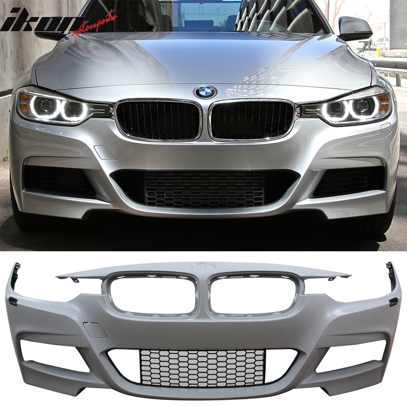 compatible with 12 18 bmw f30 4dr mt style front bumper conversion pp walmart com walmart com compatible with 12 18 bmw f30 4dr mt style front bumper conversion pp walmart com