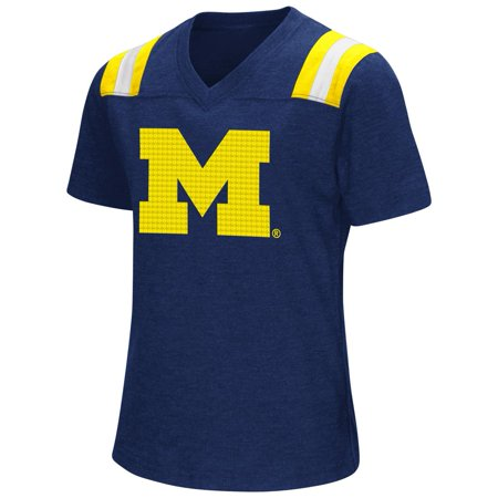 Youth Girls Colosseum Rugby University of Michigan Wolverines