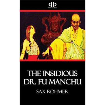 The Insidious Dr. Fu Manchu - - Fu Manchu Mustache Costume