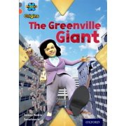 Project X Origins : Grey Book Band, Oxford Level 13: Shocking Science: The Greenville Giant