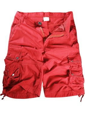 e2fc329003 Product Image Ma Croix Mens Premium Utility Loose Fit Twill Cotton Multi  Pocket Cargo Shorts Outdoor Wear