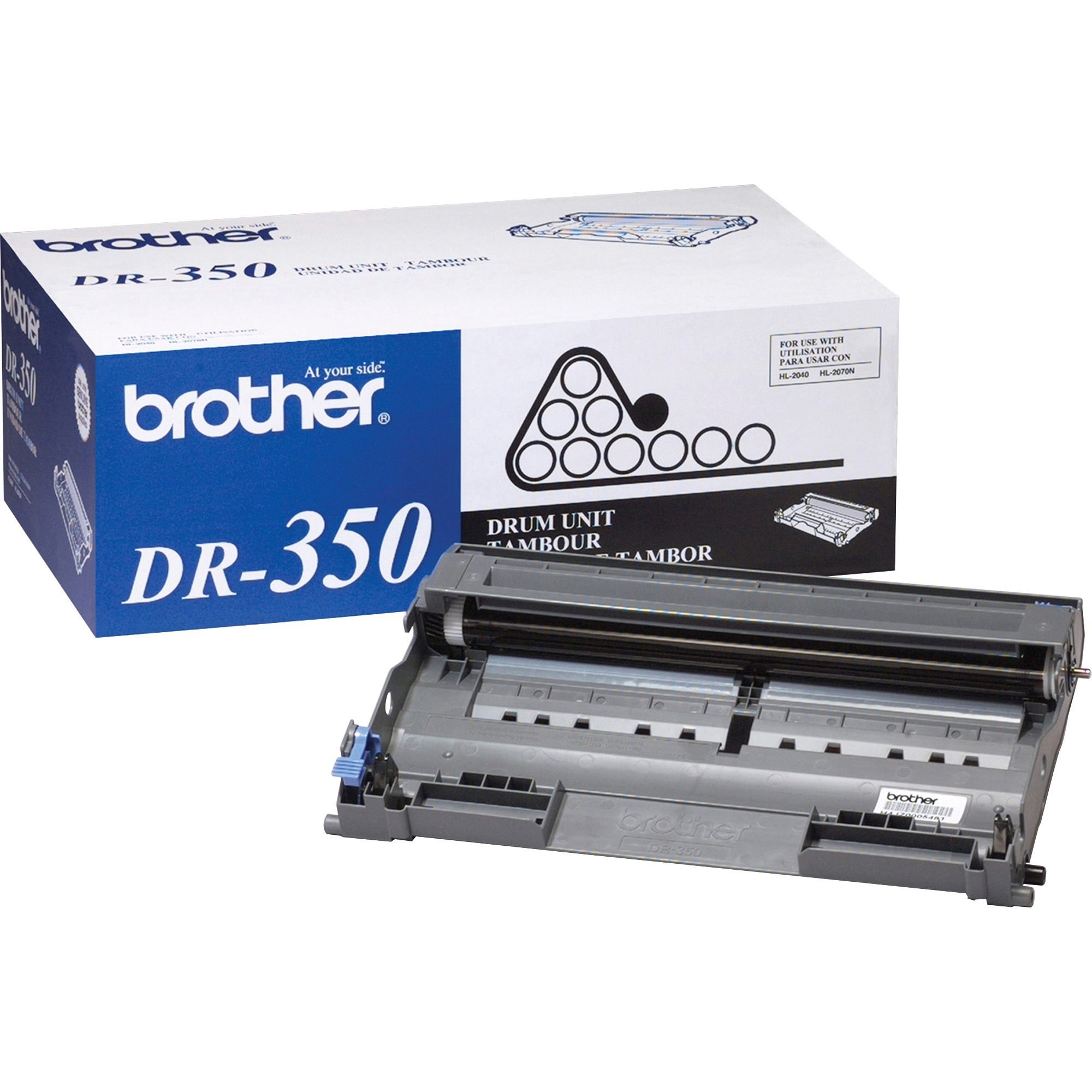 Brother DR350 Black Drum Cartridge (DR350)
