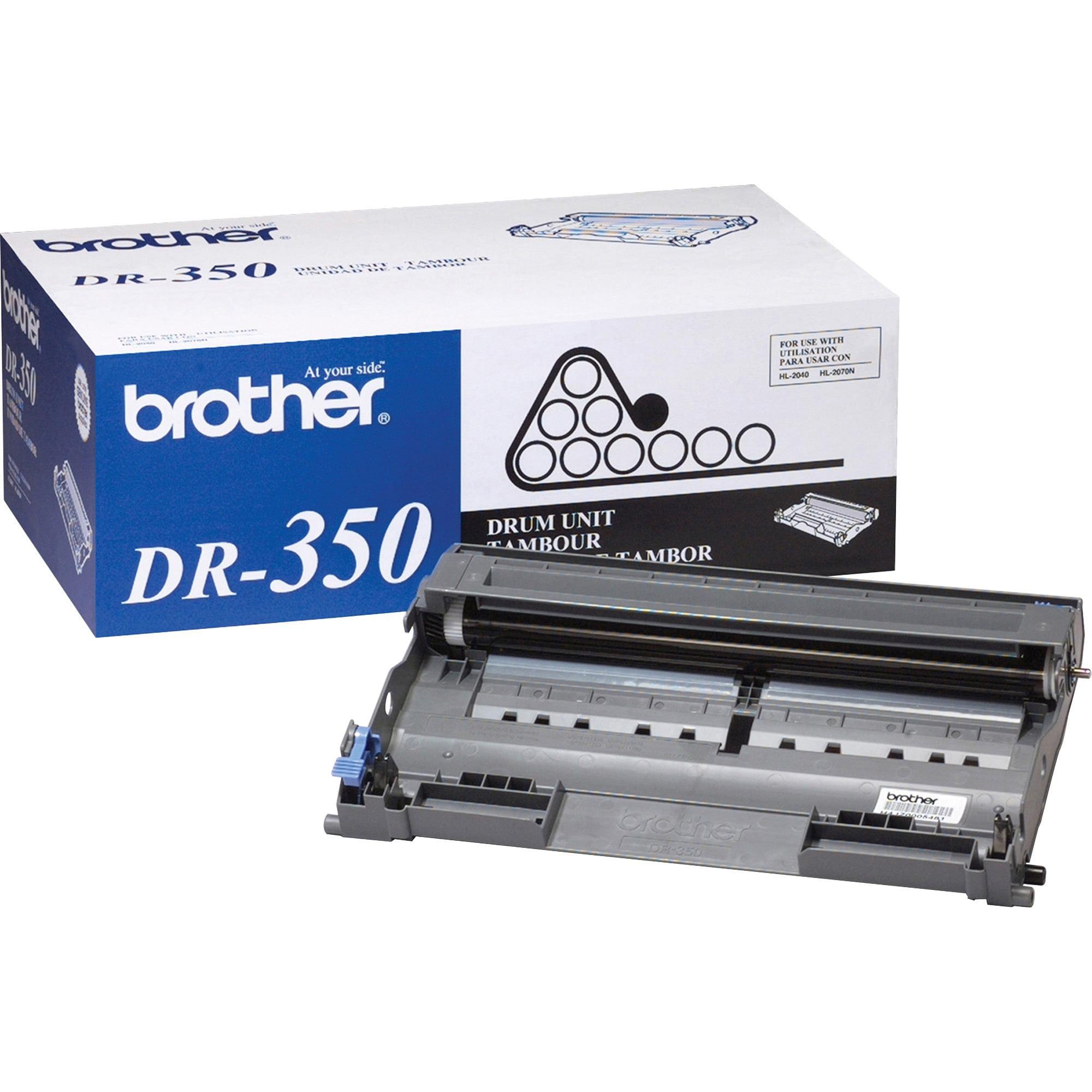 Brother DR350 Black Drum Cartridge (DR350)