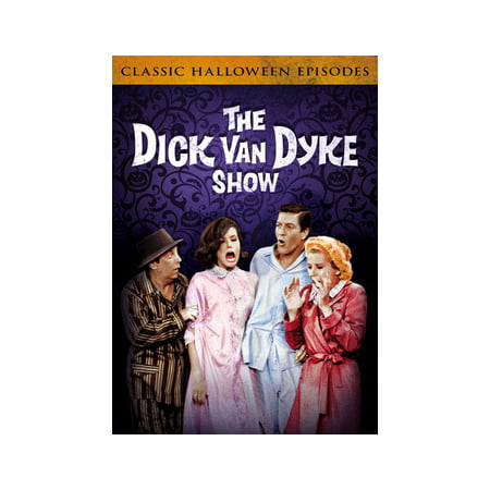 The Dick Van Dyke Show: Classic Halloween Episodes (DVD) - Disney Channel Halloween Episodes
