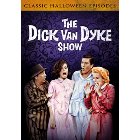 The Dick Van Dyke Show: Classic Halloween Episodes (DVD) - Out Of The Box Halloween Episode