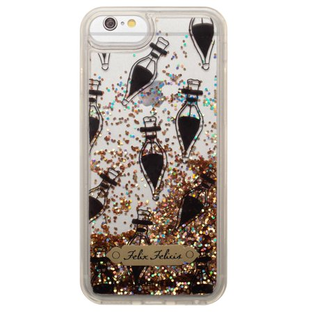 - Harry Potter Felix Felicis Gold Glitter iPhone 6 / 7 / 8 Phone Case