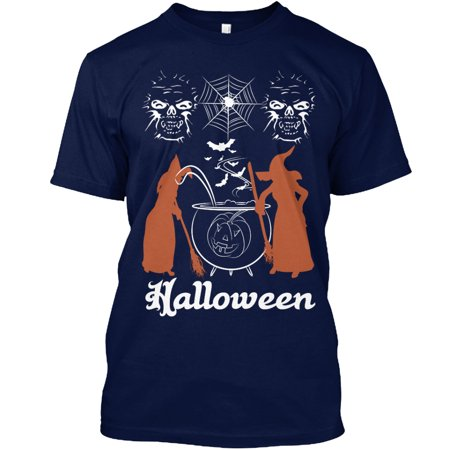 Halloween Awesome T-Shirt Hanes Tagless Tee T-Shirt - Awesome Halloween Shirts