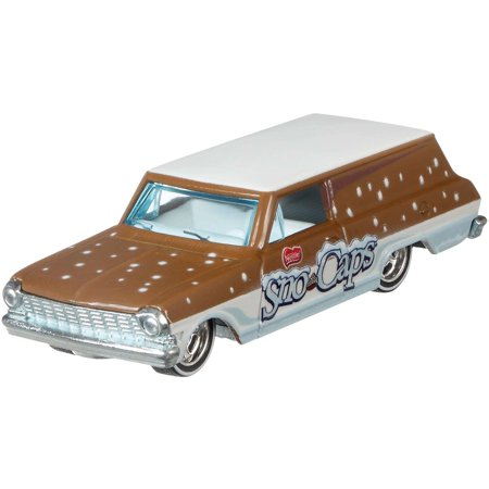 Hot Wheels Premium 1:64 Scale Die-cast 64 Chevy Nova