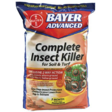 (Bayer Complete Insect Killer for Lawns, 10 lb)