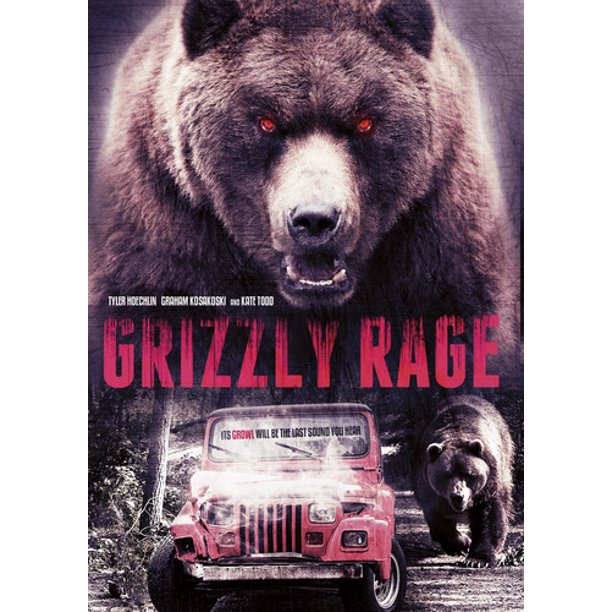 Grizzly Rage (DVD)