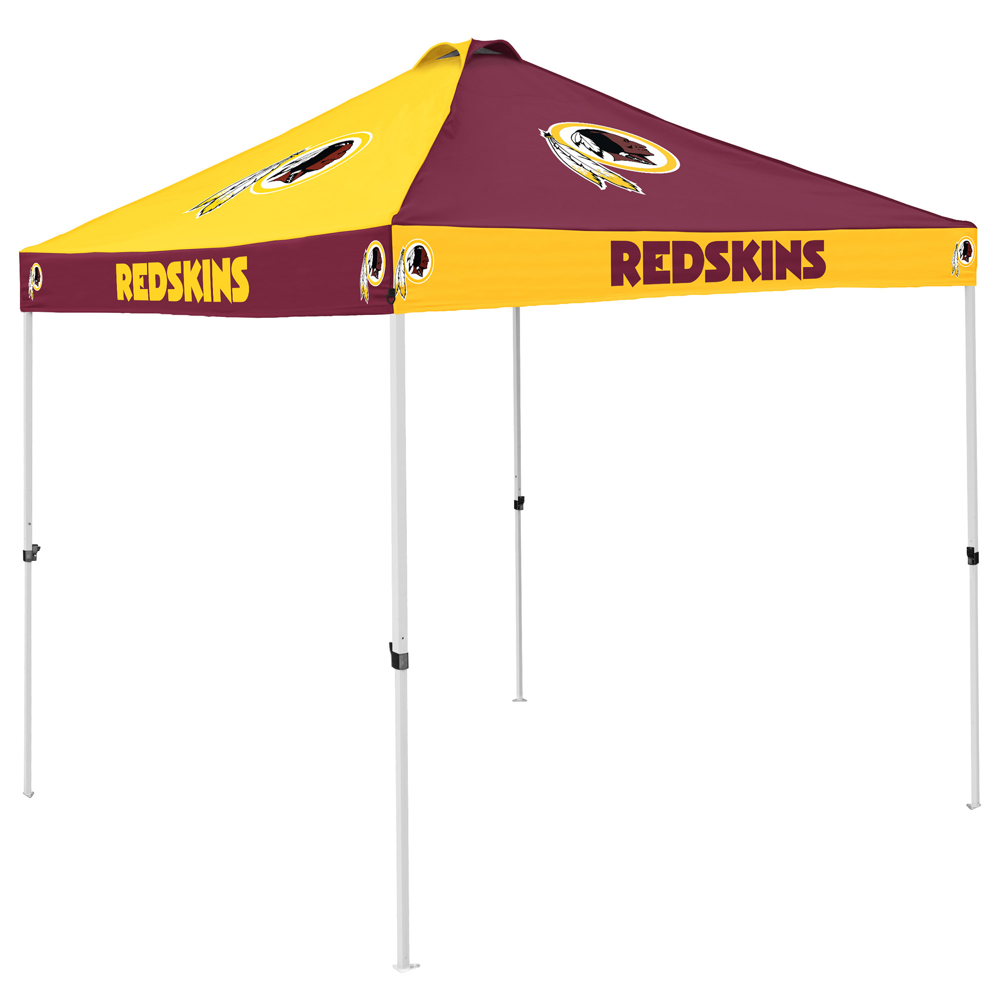 Washington Redskins Checkerboard Tent - No Size