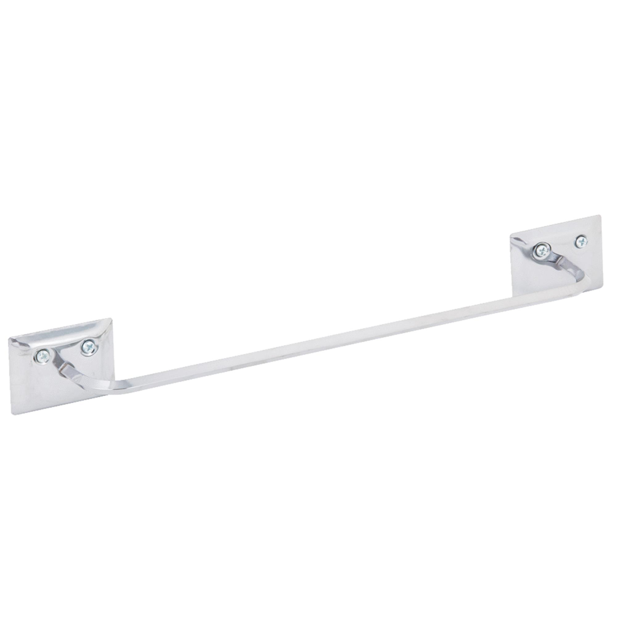 "Decko 38120 12"" Chrome Towel Bars"