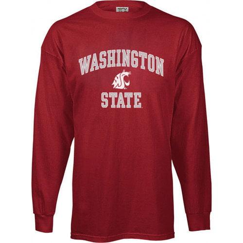 NCAA - Washington State Cougars Kids/Youth Perennial Long Sleeve T-Shirt