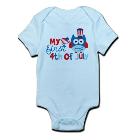 CafePress - Owl My First 4Th Of July Infant Bodysuit - Baby Light Bodysuit](My First Halloween Onesie Boy)