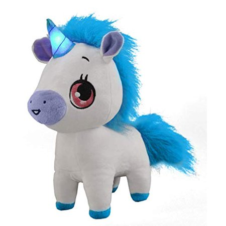 Wish Me Pets - Tinks The Unicorn with Blue Horn - image 1 of 1