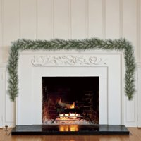 Holiday Time Unlit 12' Rochester Pine Artificial Christmas Garland