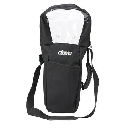 Drive Medical Oxygen Cylinder Shoulder Carry Bag (Oxygene Cylinder Holder)
