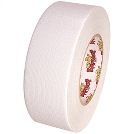 Tape Planet 2 inch x 60 yards White Utility Grade Duct Tape (7 (Utility Type)