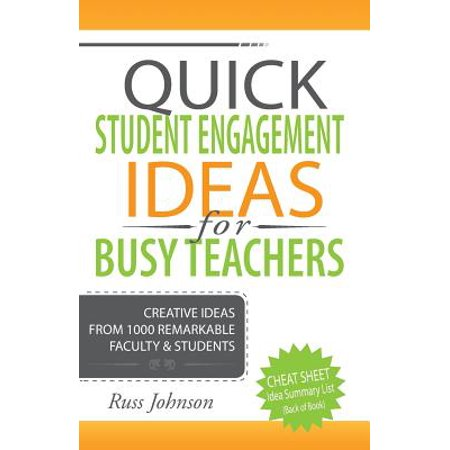 Quick Student Engagement Ideas for Busy Teachers (Ideas For Teacher Gifts For Halloween)
