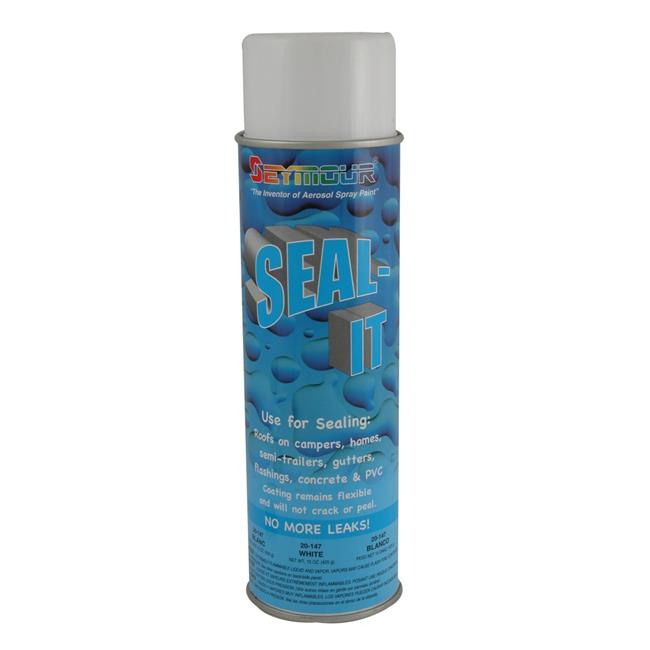 Seymour of Sycamore 20-150 20 oz Multi-Purpose Sealant, Silver - Pack of 12 - image 1 of 1