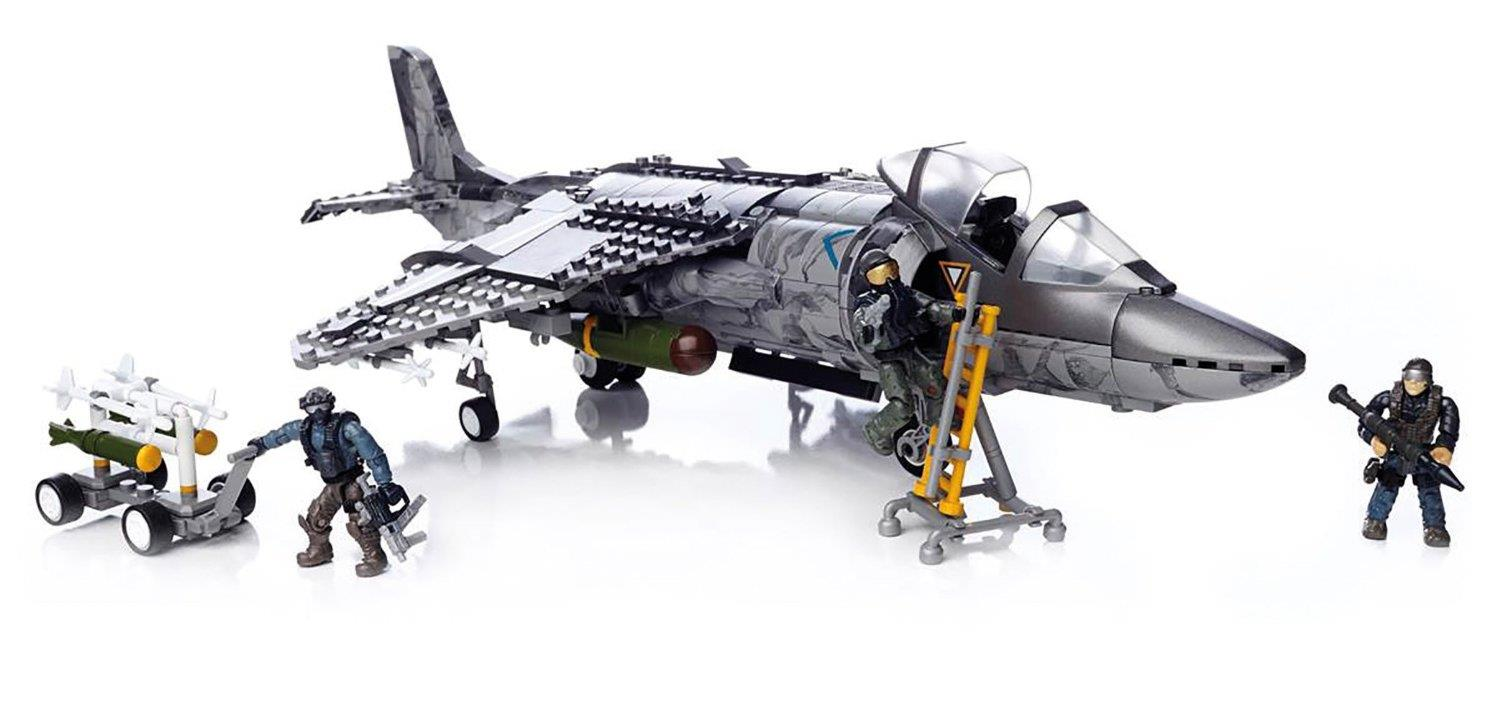 Mega Bloks Call of Duty Strike Fighter Building Set (Discontinued by  manufacturer)