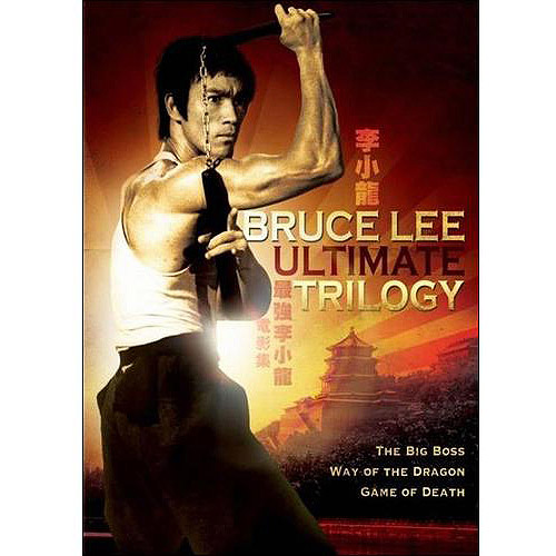 Bruce Lee Ultimate Trilogy by