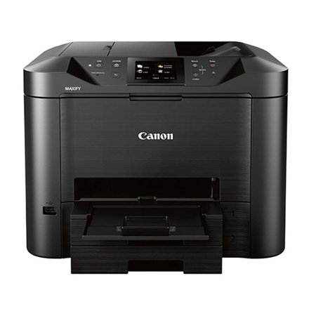 Canon Usa Multifunction - Ink-jet - Printer, Copier, Scanner, Fax - Black:fpot (black): 6