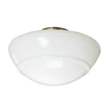 Hunter Fan Company 22565 Contemporary Schoolhouse Globe Ceiling Fan Light Kit