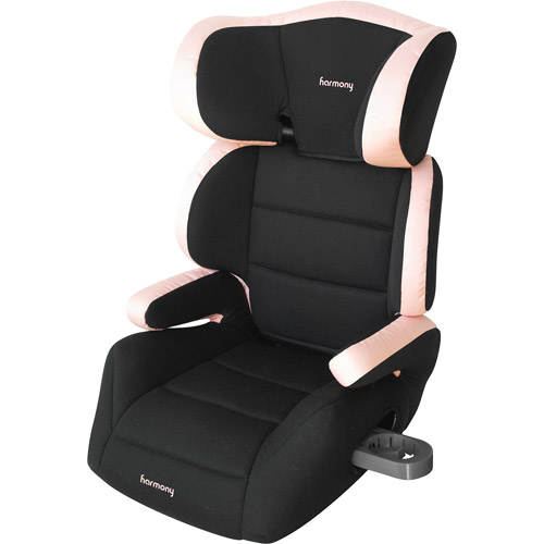 Harmony Juvenile - Dreamtime Comfort Booster Car Seat, Pink