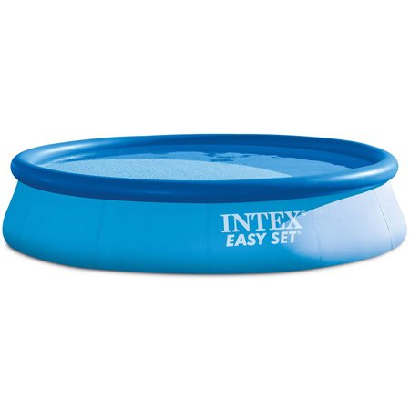 Intex 13' X 33'' Easy Set Above Ground Swimming Pool with Filter Pump