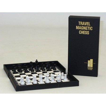 (Pocket Travel Magnetic Chess Set)