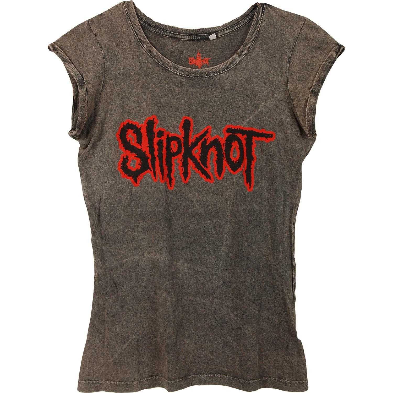 Slipknot  Logo Girls Jr Grey