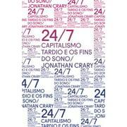 24/7: Capitalismo tardio e os fins do sono - eBook