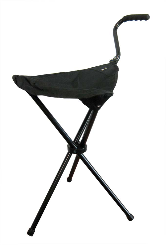 Portable Walking Chair (Cane / Stool) from The Stadium Chair Company  sc 1 st  Walmart & Portable Walking Chair (Cane / Stool) from The Stadium Chair ... islam-shia.org