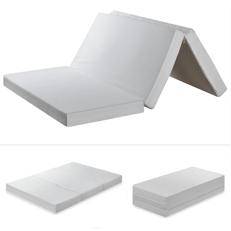 Best Price Mattress Tri Fold Memory Foam Mattress Topper Multiple