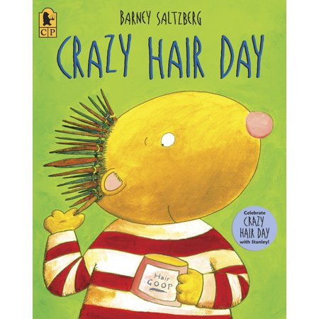 Crazy Hair Day Big Book (Crazy Hair Day Ideas For Middle School)