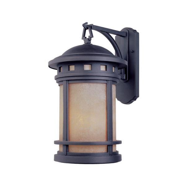 Designers Fountain Outdoor 2371-AM Sedona Wall Lantern
