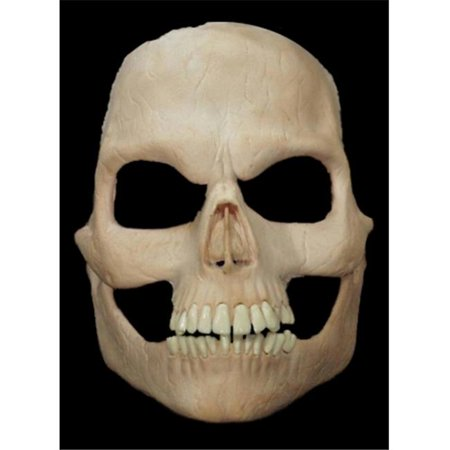 Costumes For All Occasions Hd600118 Prosthetic Skull Full Face (Skull Face Prosthetic)
