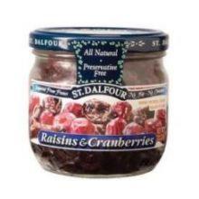 Stdal Raisins/Cranbry (Pack of 6)