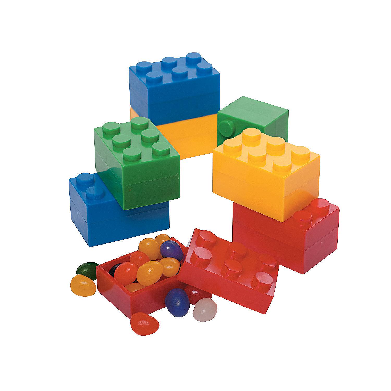IN-13722879 Brick Plastic Easter Eggs