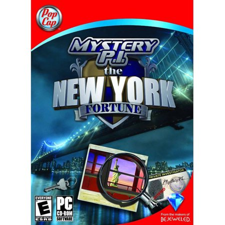 Mystery P.I. The New York Fortune (PC) (Digital