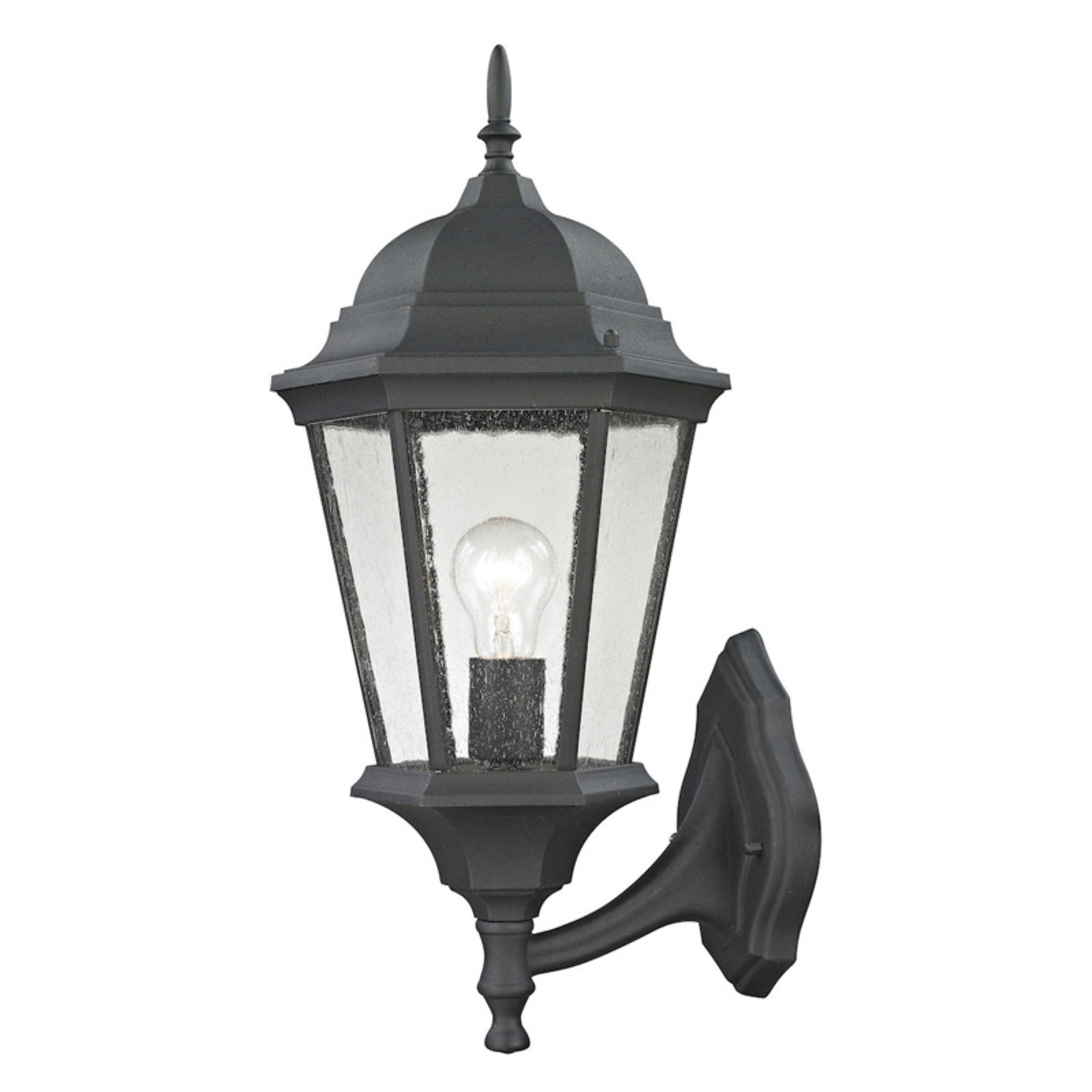 Thomas Lighting Temple Hill 8111 Outdoor Wall Sconce by CornerStone