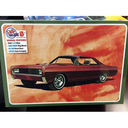1098 1:25 Scale Model Kit - 1966 Mercury Super Street Rod Sealed, 1:25 Scale By AMT,USA