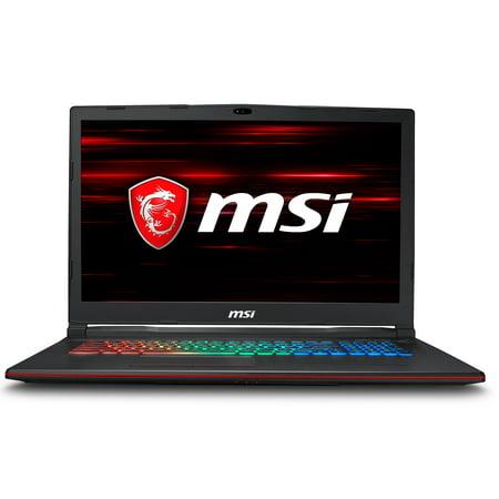 MSI GP73 Leopard-636 Gaming Laptop 17 3
