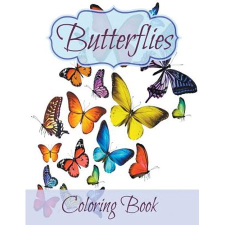 Butterflies : 60+ Signature Butterfly Coloring Pages and 40+ Bonus Lined Pages at the End: Coloring Book](Link Coloring Pages)