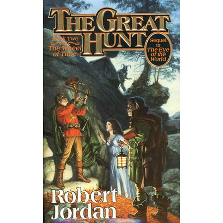 The Great Hunt : Book Two of 'The Wheel of Time' - Halloween Haunt Great America