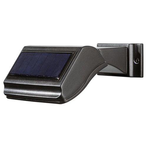 Illuminator Solar Address Lamp, Standard Wall by
